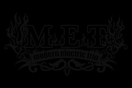 met modern electric trio bitterpill music hard rock americano