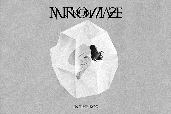 mirrormaze in the box ep prog metal progressive music