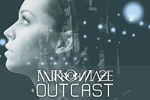 mirrormaze outcast in the box bitterpill music video prog metal progressive